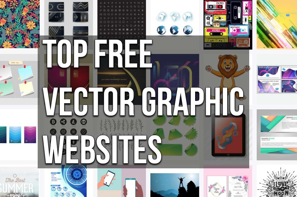 Top Free Vector Graphic Sites
