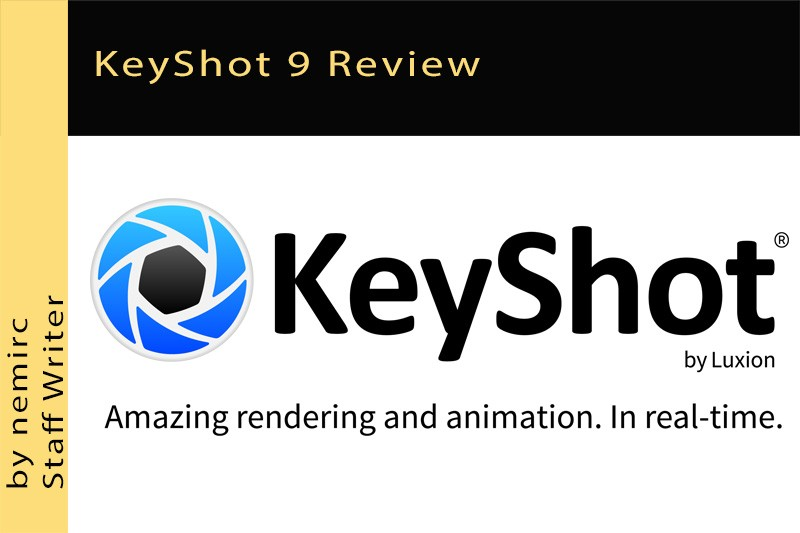 Review of KeyShot 9