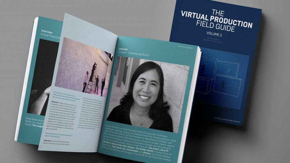 Epic Games' Virtual Production Field Guide