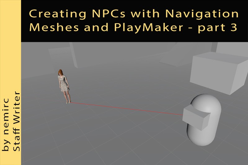 How to create NPCs