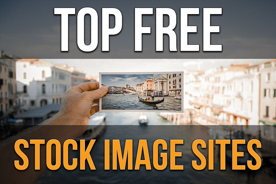 Top Free Stock Image Sites