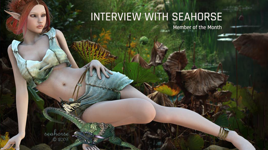 Member of the Month: SEAHORSE