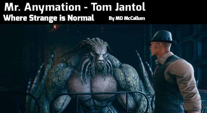 Mr. Anymation Tom Jantol