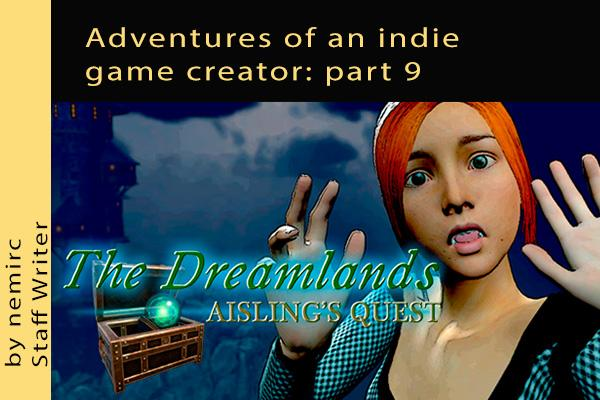 Adventures of an Indie Game Creator