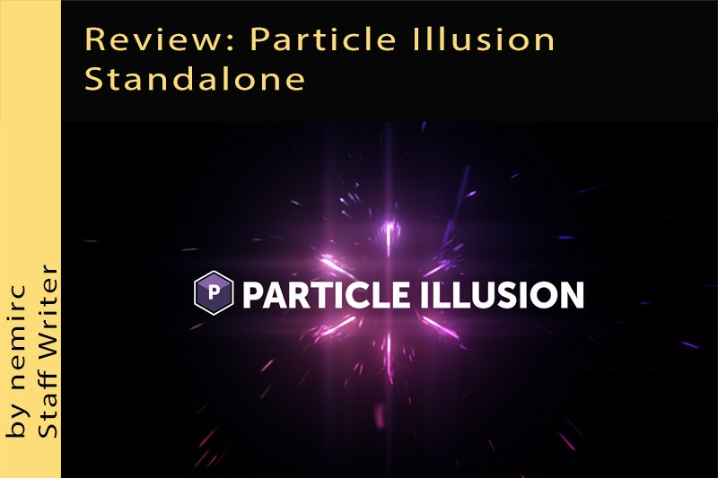 Particle Illusion Standalone from BorisFX
