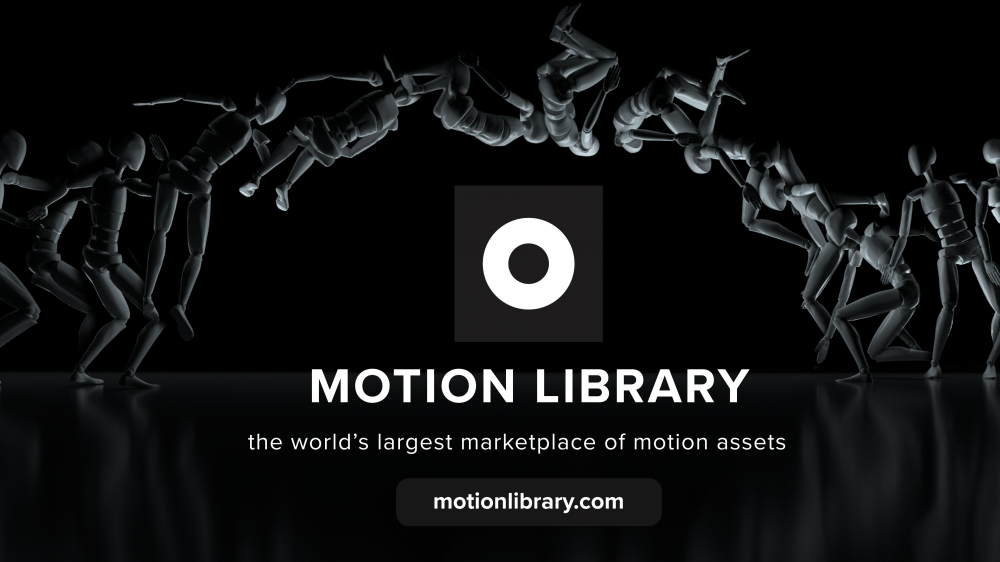 Rokoko Motion Library