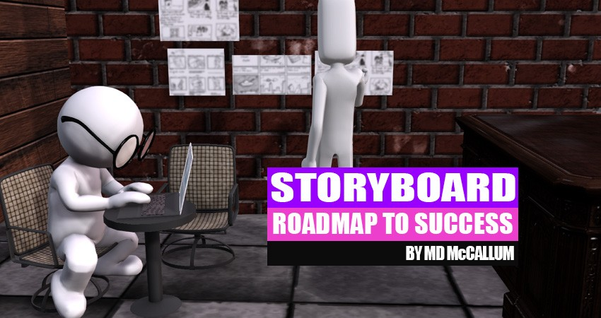 Storyboarding is the Roadmap for Success