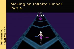 Making an infinite runner