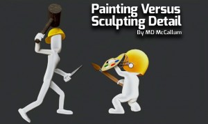 3D Sculpting