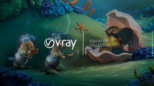 V-Ray Education Collection