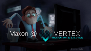 Maxon @ The Vertex