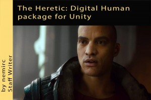 The Heretic: Digital Human package for Unity