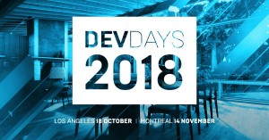 Unreal DevDays 2018