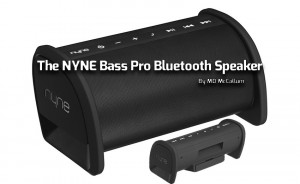 NYNE Bass Pro Bluetooth Speaker