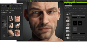 Reallusion's Character Creator 3.3 and SkinGen