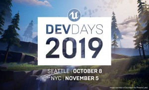Unreal Dev Days 2019