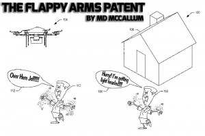 The Flapping Arms Patent