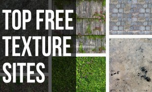 Top Free Texture Sites
