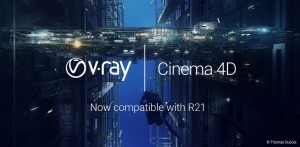 New V-Ray for Cinema 4D update