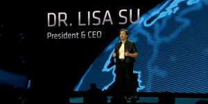 AMD CEO Dr. Lisa Su