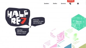 Half Rez 7 Motion Design Conference