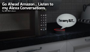 Listen to my Alexa Conversations