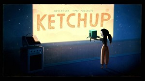 "Character animator Lindsay Small-Butera receives juried Emmy Award for Outstanding Individual Achievement in Animation for 'Adventure Time' episode ""Ketchup."""