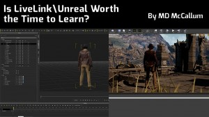 Unreal Engine tool LiveLink