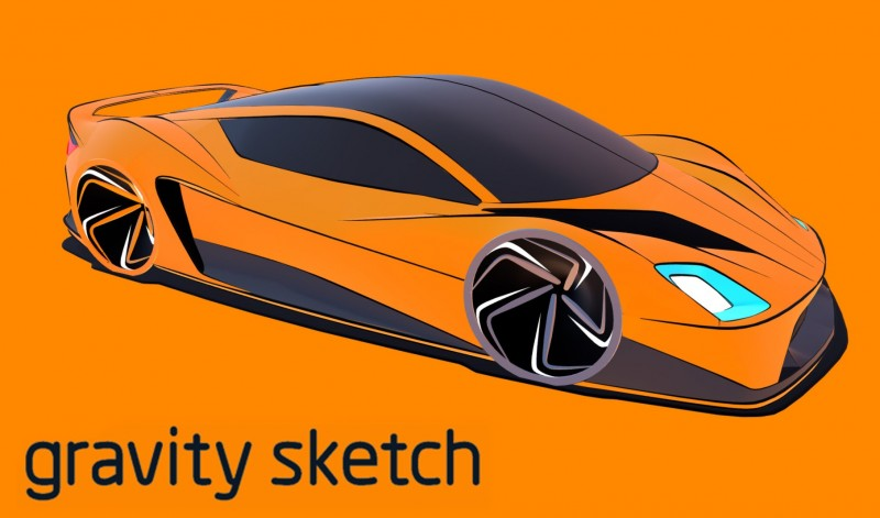 Gravity Sketch 1.5 Released